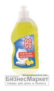 Жидкость для мытья посуды ЕВРОГАРАНТ Лимон 500мл (10)