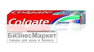 Зубная паста КОЛГЕЙТ Тройное действие 100мл (12)
