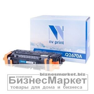 Картридж NVP совместимый HP Q2670A Black для LaserJet  Color 35003550n3700