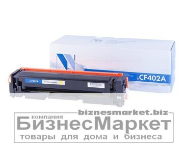 Картридж NVP совместимый HP CF402A Yellow для LaserJet Color Pro M252dw/M252n/M274n/M277dw/M277n