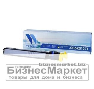 Картридж NVP совместимый Xerox 006R01271 Yellow для WorkCentre 713272327242