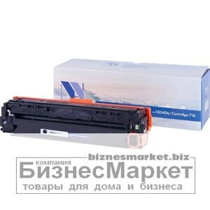 Картридж NVP совместимый HP CB540ACanon 716 Black для LaserJet Color CP1215CM1312CM1312nfiCP1215Canon i-SENSYS LBP5050LBP5050nMF8030CnMF8040CnMF8050CnMF8080Cw