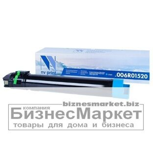 Картридж NVP совместимый Xerox 006R01520 Cyan для WorkCentre 7525753075357545755678307835784578557970