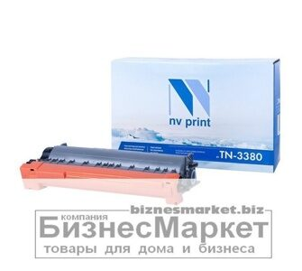 Картридж NVP совместимый Brother TN-3380T для HL-5440D5450DN5470DW6180DW82508950DCP-8110MFC-8520