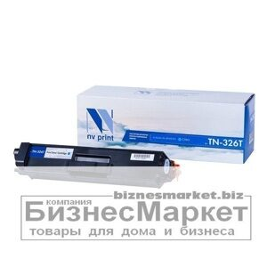 Картридж NVP совместимый Brother TN-326T Cyan для HL-L8250CDN