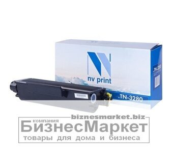 Картридж NVP совместимый Brother TN-3280 для HL-5340D5350DN5370DWMFC-83708880DCP-80858070D
