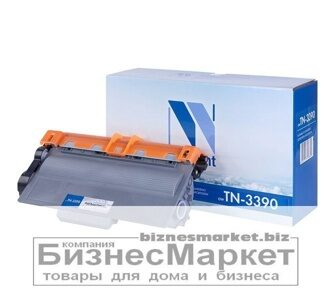 Картридж NVP совместимый Brother TN-3390 для HL-6180DWDCP-8250DNMFC-8950DW