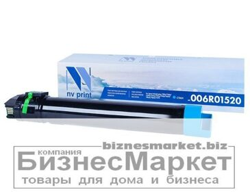 Картридж NVP совместимый Xerox 006R01520 Cyan для WorkCentre 7525/7530/7535/7545/7556/7830/7835/7845/7855/7970