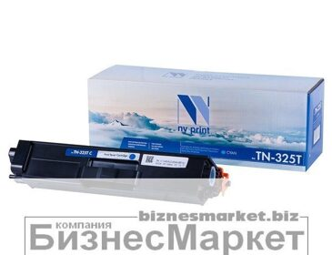Картридж NVP совместимый Brother TN-325T Cyan для HL-4140CN/4150CDN/4570CDW/DPC-9055CDN/9270CDN/MFC-9460CDN/9465CDN/9970CDN