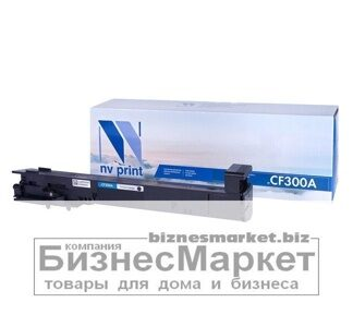 Картридж NVP совместимый HP CF300A Black для LaserJet Color M880zM880z+ (29500k)